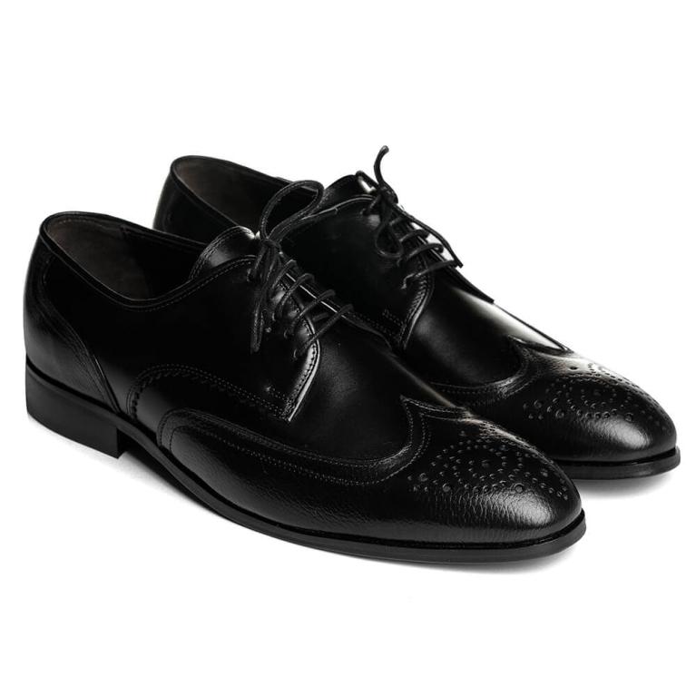Pantofi eleganti de barbati Oxford Thomas