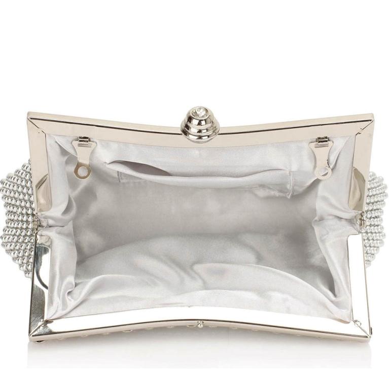 Plic de ocazie argintiu Silver Denisse
