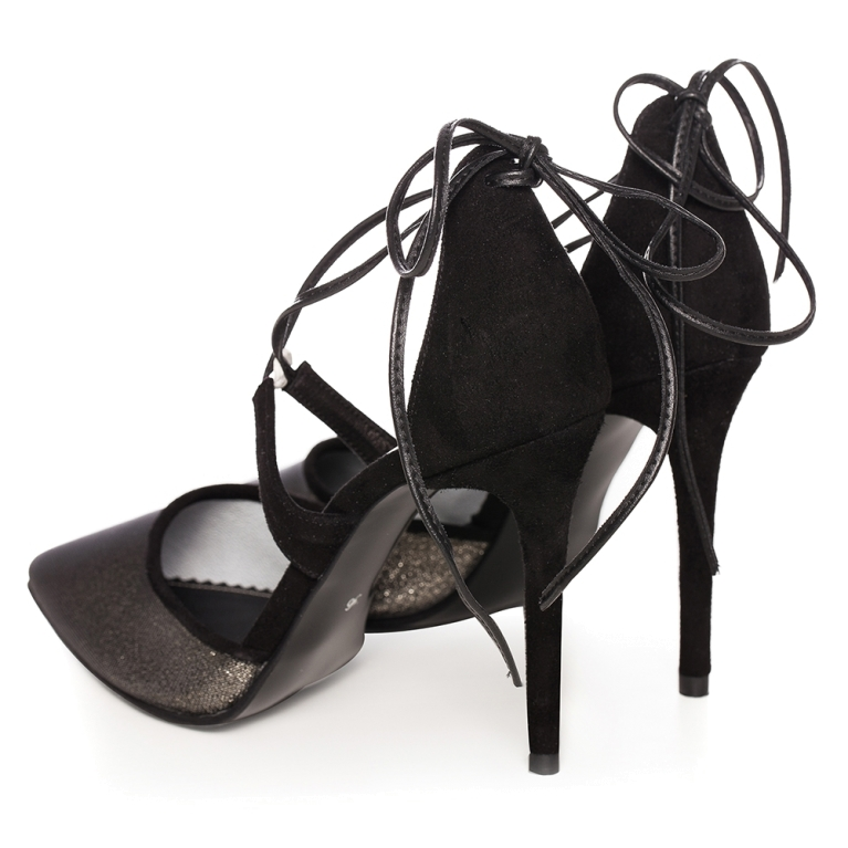 Sandale de ocazie Black Gold Charllote
