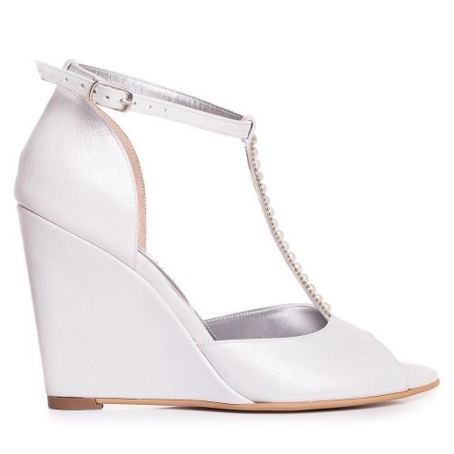 Sandale De Mireasa Impresionante